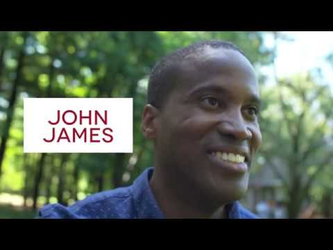 Meet John James: Battle Tested. Ready to Lead.