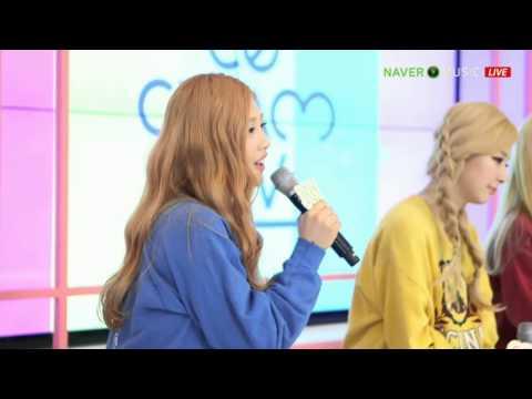 Red Velvet (레드벨벳) - 사탕 (Candy) Live @150318 음악감상회 레드벨벳의 아이스크림TV