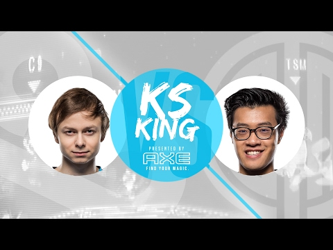 AXE Presents: The KS King - C9 Jensen vs TSM WildTurtle