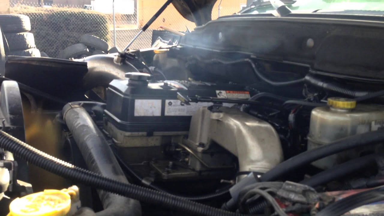 2006    Dodge       Ram       2500    Big Horn 4x4 59 Cummins Engine