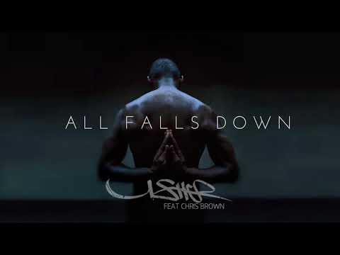 Usher - All Falls Down ft. Chris Brown (Official Audio)