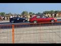 Honda Crx II vs Honda Civic Eg9 - Drag Race 01.10.2016 at Kiskunlacháza