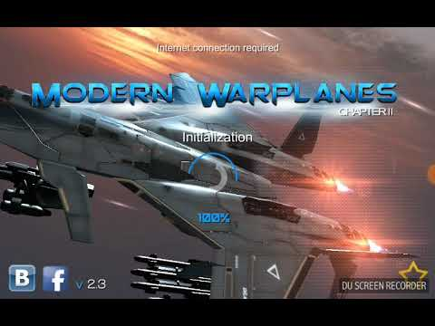 let's play modern war planes