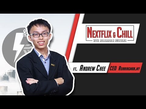 How this 23-year-old guy aims to build his logistics empire - Andrew Chee, CEO of RunningMan.my