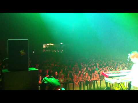 Laid Blak - Red live at Boomtown 2011