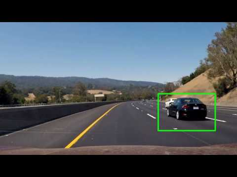 Classification of cars in driving footage