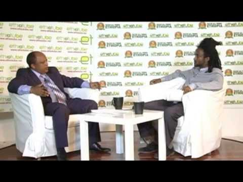 EthioTube Presents Eng. Tadesse Tessema founder of the now bankrupt Holland Car - 1 of 2