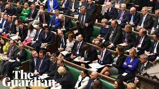 MPs to debate Queen's speech in parliament – watch live