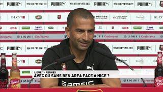 Rennes, avec ou sans Ben Arfa contre Nice ?
