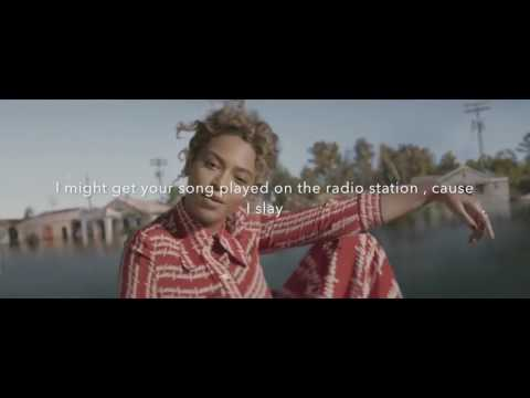 Formation - Beyoncé - Lyrics