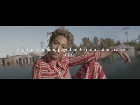 Formation  Beyoncé  Lyrics