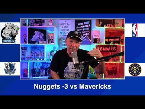Denver Nuggets vs Dallas Mavericks 3/13/21 Free NBA Pick and Prediction NBA Betting Tips