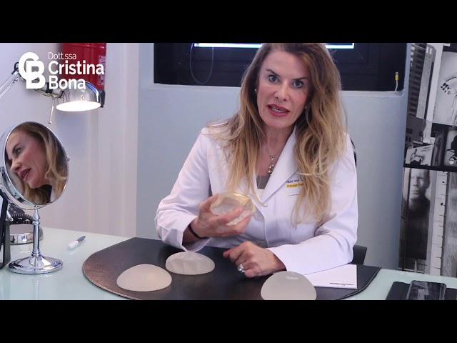 Mastoplastica e protesi - Dott.ssa Cristina Bona - Chirurgia Estetica del Seno