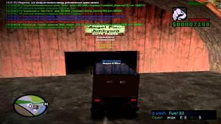 Advance RP GREEN | Часть 34 | Доставка металла! [60fps]
