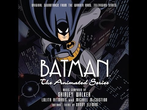 Gotham City Overture (with episode title cards)