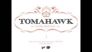 "Tomahawk - ""Rape This Day"" (2003) [CD Single]"