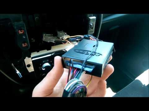 radio install in chevy trailblazer bose premium sound radio install in chevy trailblazer bose premium sound