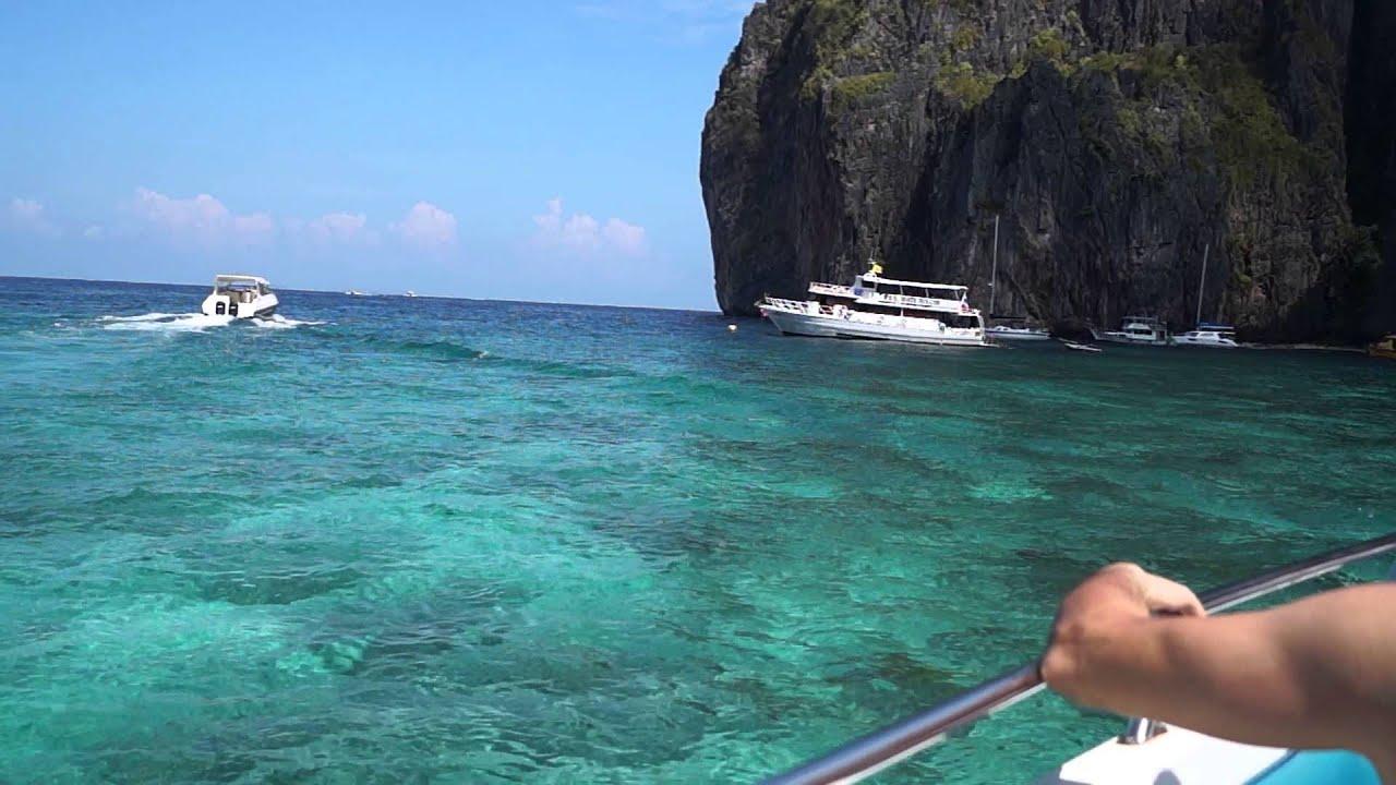 Остров где снимали фильм пляж с леонардо ди каприо губка боб на корабле игра