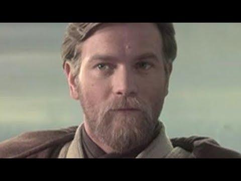 Юэн МакГрегор лгал несколько лет про Оби-Вана Кеноби