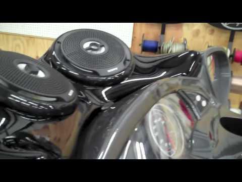 Custom JetSki / Waverunner Stereo