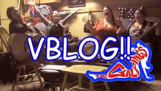 The Galpines Vblog, Episode 1 - Jam Stories