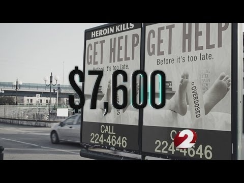 The cost of heroin