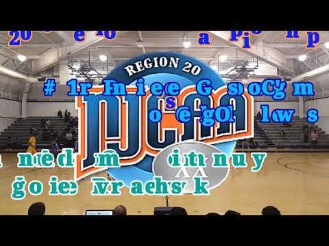 2019 Region XX Championship: PGCC Owls vs Anne Arundel Community College Riverhawks