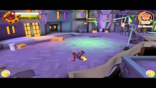 Super Hero Squad Online - Ultimate Comics Spider-Man Gameplay (HD)