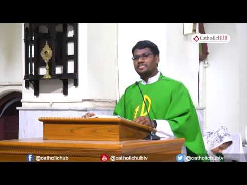English Mass @ St. Joseph's Cathedral, Gun Foundry, Hyderabad, Telangana, India.14-11-19