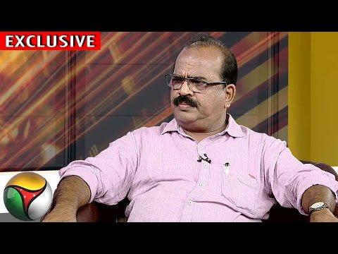 Exclusive: Nanjil Sampath Speaks on AIADMK Internal Issues   20/04/17   Puthiya Thalaimurai TV