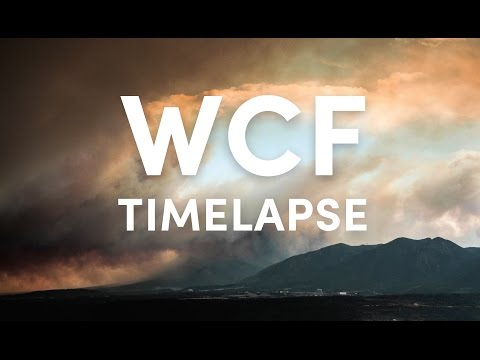 5 Day Timelapse - Waldo Canyon Fire - June 23rd-28th
