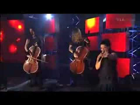 Apocalyptica feat Hanna Pakarinen SOS Anything but Love