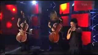 Apocalyptica feat Hanna Pakarinen- S.O.S (Anything but Love)