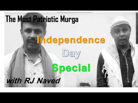 The Most Patriotic Murga | Independence Day Special Prank | RJ Naved