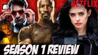 What Went Wrong with THE DEFENDERS? | Season 1 Review