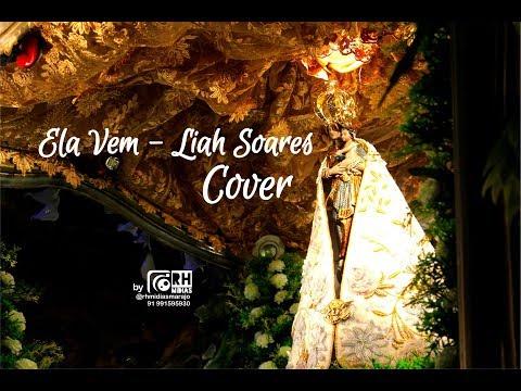 Ela Vem - Liah Soares (Cover) Círio de Portel