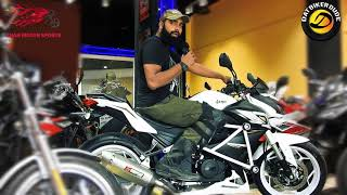 Introducing Infenity StreetFighter SF-250 Motorcycles by Shah Motorsports