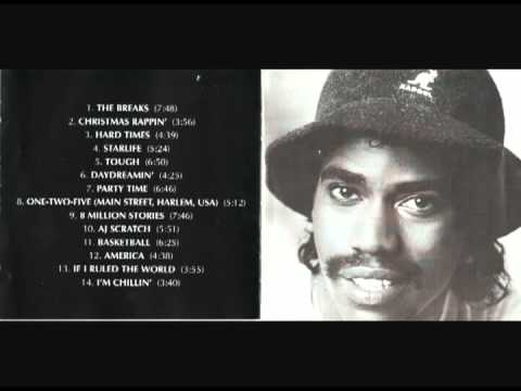 Kurtis Blow - Basketball  (1984)