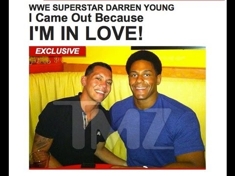 Wwes Darren Young Gay In Love With Nick Still Wants Women Had Girlfriend