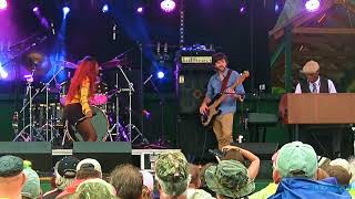 Southern Avenue Live @ The 21st Annual White Mountain Boogie N' Blues Festival 8 / 18 / 17