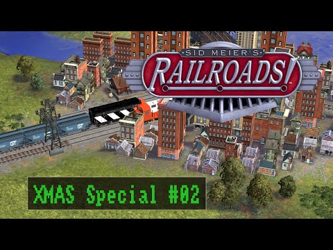 Sid Meiers Railroads - XMAS Special #02 - Lake Michigan West [ Deutsch ]