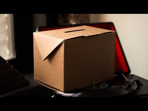 Amazebox Kraft - Predict a ROOM full of thoughts...