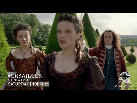 Versailles | Season 2 Ep. 8 Trailer | SAT at 10PM ET