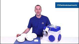 Itho Daalderop CVE woonhuisventilator Alles-in-1 pakket