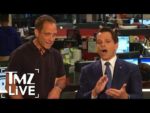 Anthony Scaramucci: Gisele Blocked Tom Brady from White House, Jealously Over Ivanka? | TMZ Live