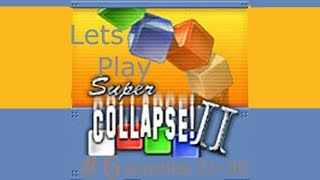 lets play super collapse 2 (PC,GBA,XBOX) #6 puzzles 21-30