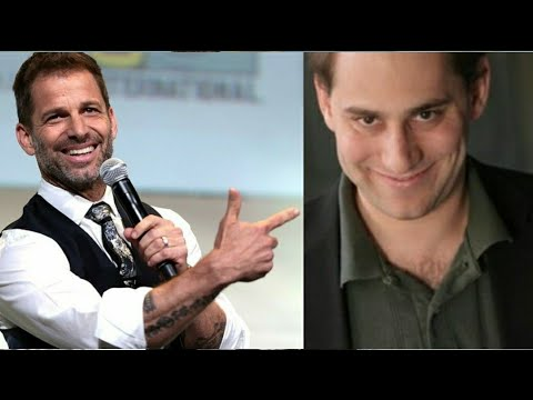 Zack Snyder DESTROYS Mainstream Forbes Shill On Twitter!