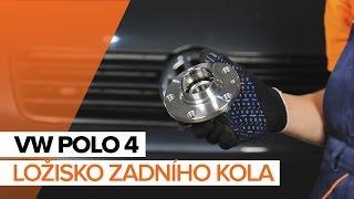 Dílenská příručka VW Polo Variant stažení