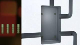 Nurnberg Installatie Inbouwthermostaatkranen