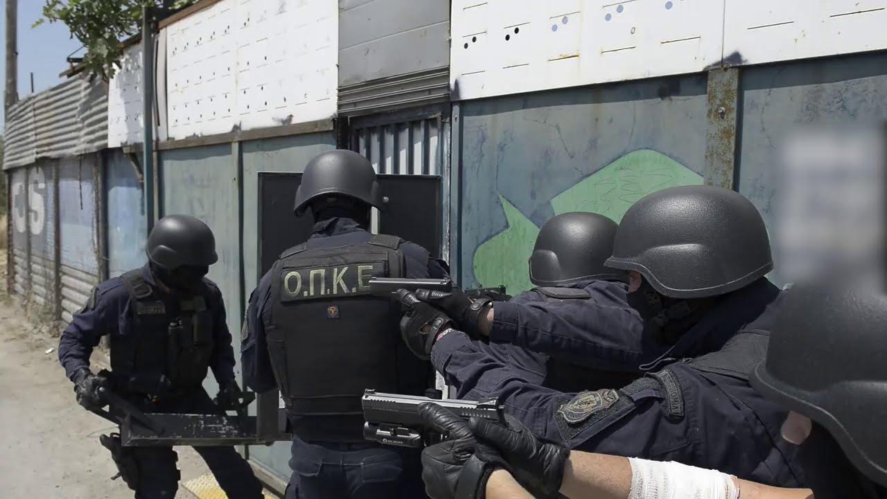 Εξάρθρωση 10μελους εγκληματικής ομάδας στην Θήβα